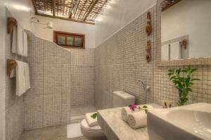 Casa Natureza Brasil Guest House, Penzióny  Arraial d'Ajuda - big - 31