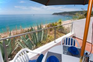 Sesimbra front ocean view