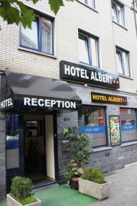 Albert Hotel(Bruselas)
