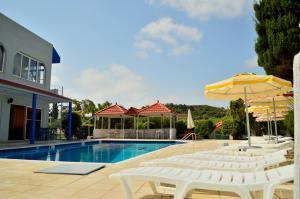 Modul Hotel, Hotels  Faliraki - big - 36