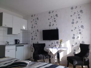 Pension zum Wiesengrund, Apartmány  Frauenhagen - big - 13