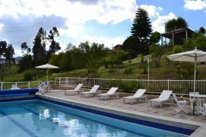 Miravalle Suites, Penziony – hostince  Paipa - big - 72