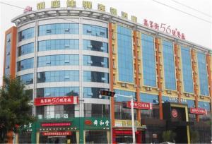 Grace Inn Laiwu East Luzhong Street
