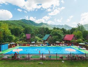 Парк-Отель Горная деревня - фото 27