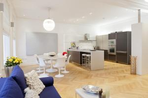 onefinestay - Marylebone private homes II, Апартаменты  Лондон - big - 34