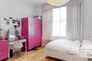 onefinestay - Marylebone private homes II, Апартаменты  Лондон - big - 33