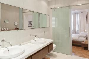 onefinestay - Marylebone private homes II, Апартаменты  Лондон - big - 22