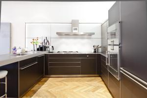 onefinestay - Marylebone private homes II, Апартаменты  Лондон - big - 12