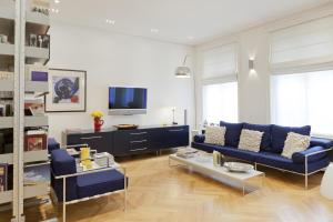 onefinestay - Marylebone private homes II, Апартаменты  Лондон - big - 4