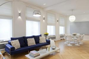 onefinestay - Marylebone private homes II, Апартаменты  Лондон - big - 20
