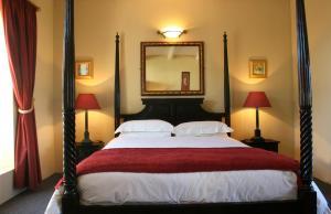 Auberge La Dauphine Guest House, Penziony  Franschhoek - big - 2