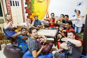 Zostel Varanasi, Hostels  Varanasi - big - 28