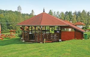 Holiday home Svojanov 13 with Outdoor Swimmingpool