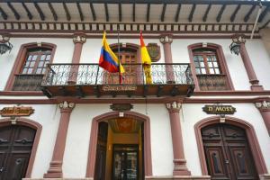 Куэнка - Hotel Casa Ordonez