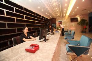 Jingmen Haiyi City Hotel Jinxia Branch