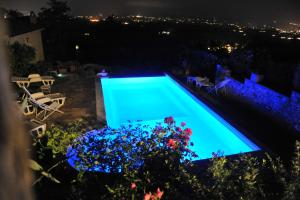 Swimming pool Torre Antica
