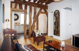 Modern apartment in Saint-Germain - 3 persons