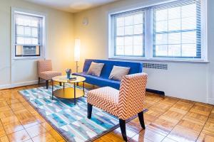 Washington Droplet Apartment