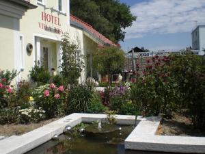 Hotel Villa Rosa, Hotels  Allershausen - big - 72