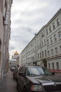 Pathos na Kremlevskoy, Penzióny  Moskva - big - 50