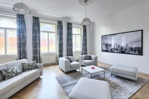 EMPIRENT Grand Central Apartments, Apartmanok  Prága - big - 28