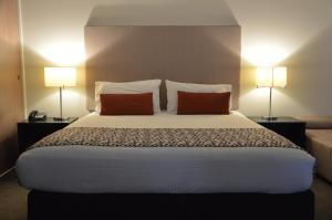 CBD Executive Apartments, Апарт-отели  Рокгемптон - big - 8