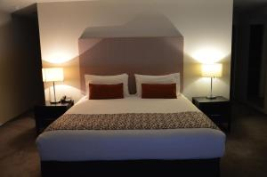 CBD Executive Apartments, Апарт-отели  Рокгемптон - big - 29