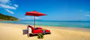 Una foto de Melati Beach Resort & Spa