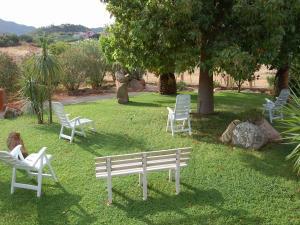 Domus Piras, Загородные дома  Кардеду - big - 36