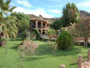 Domus Piras, Загородные дома  Кардеду - big - 14