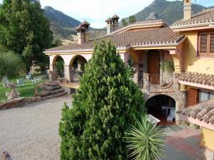 Domus Piras, Country houses  Cardedu - big - 32