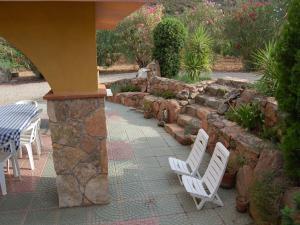 Domus Piras, Загородные дома  Кардеду - big - 15