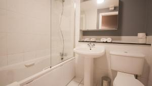 IFSC Dublin City Apartments by theKeyCollection, Апартаменты  Дублин - big - 17