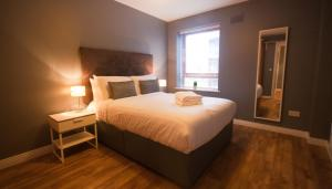 IFSC Dublin City Apartments by theKeyCollection, Апартаменты  Дублин - big - 8