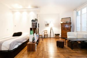 Luxury And Comfort Studio Porte Maillot