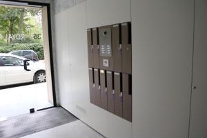 Residentie Royal Park, Appartamenti  Ostenda - big - 6