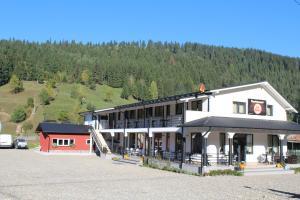 La Roca, Pensionen  Grinţieşu Mic - big - 46