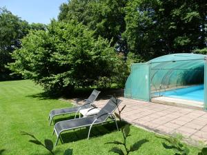 B&B Castel 't Haantje, Bed & Breakfasts  Ruiselede - big - 10
