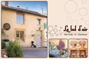 Gîte Le Bol d'Air, Ferienhäuser  Puilly-et-Charbeaux - big - 1