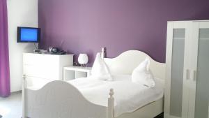 Familien- und Apparthotel Strandhof, Hotels  Tossens - big - 7