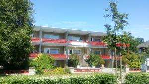 Familien- und Apparthotel Strandhof, Hotels  Tossens - big - 30