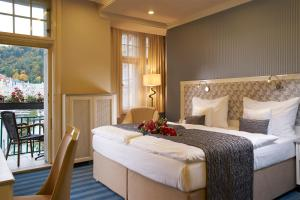 5 hviezdičkový hotel Luxury Spa Hotel Atlantic Palace Karlove Vary Česko