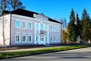 Гостиницы Дна