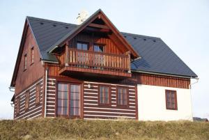 Chata Villa Levenslust Lučany nad Nisou Česko