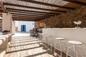 Mykonos Panormos Villas & Suites, Ville  Panormos Mykonos - big - 122