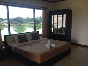 Huaymuang Apartment, Penzióny  Ubon Ratchathani - big - 27