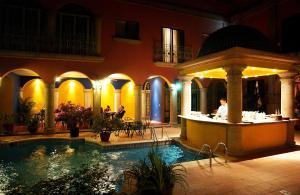 Тегусигальпа - Hotel Portal del Angel
