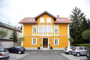 Villa Ceconi rooms and apartments, Апарт-отели  Зальцбург - big - 46