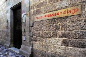 Apartamento Picasso, Ferienwohnungen  Málaga - big - 14