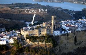 Casa Viví B&B, Bed & Breakfasts  Arcos de la Frontera - big - 23